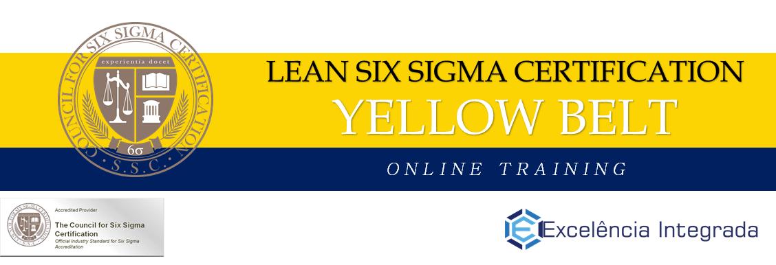 Lean Seis Sigma Yellow Belt | Hotmart