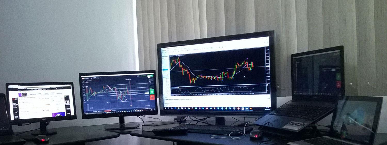 Investindo bitcoin para iniciantes