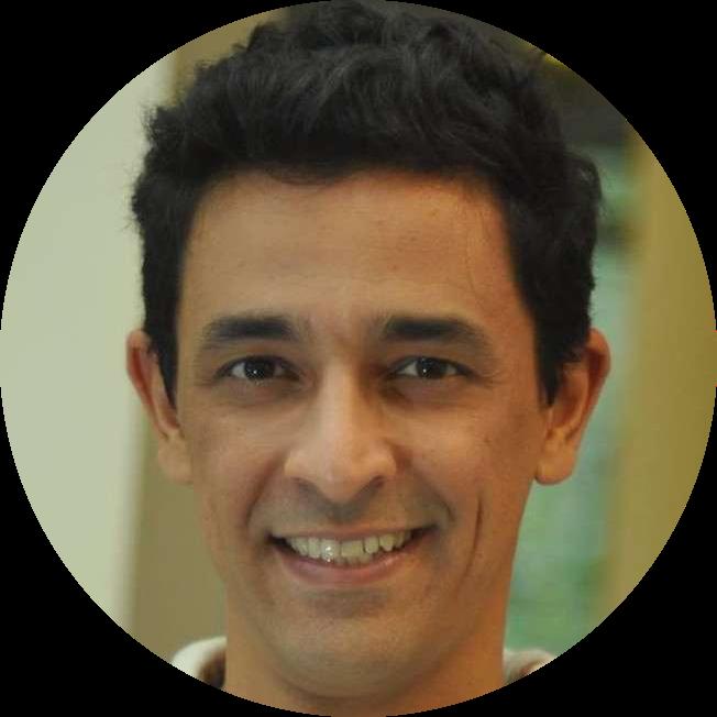 Gustavo Oliveira - Professor de Meditação