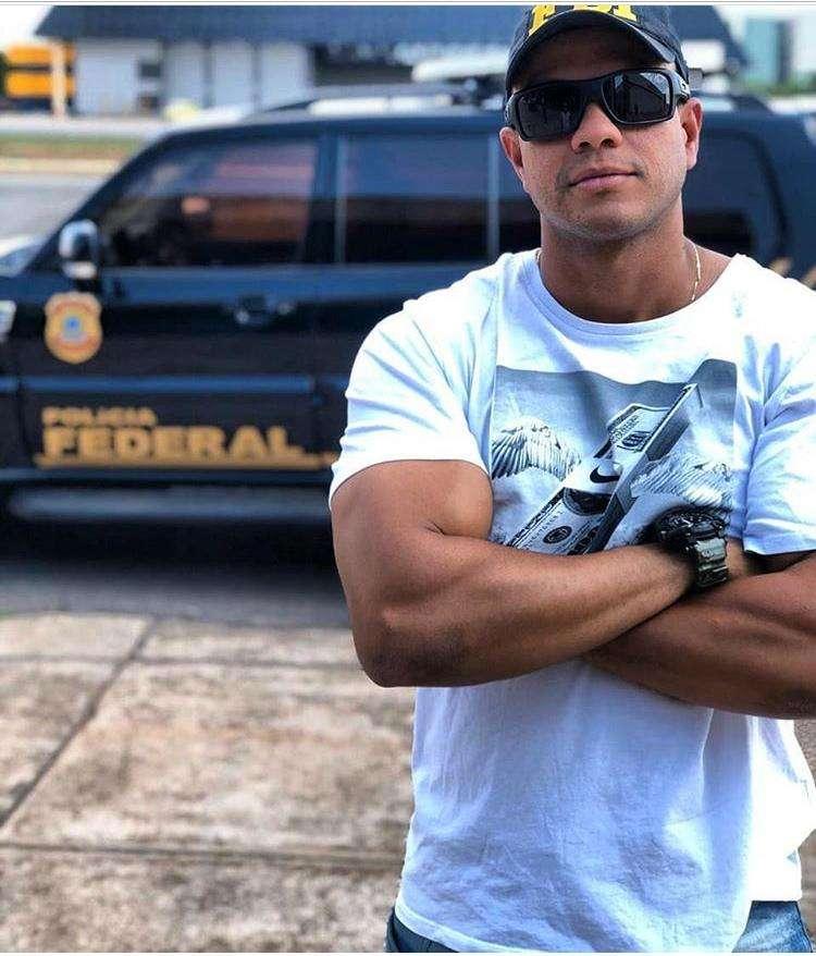 Yuri Nogueira - Aprovado na PF