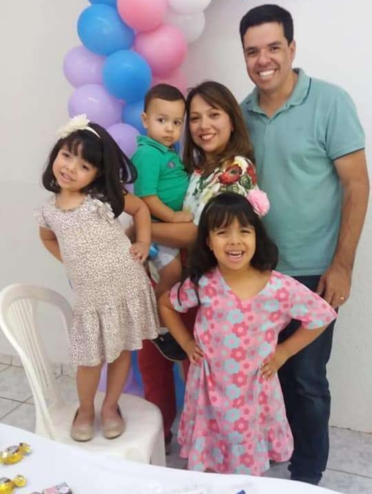 Ricardo e Bethânia de Oliveira