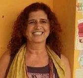Malu Barciote, bióloga/SP, aluna do curso Conexão Poesia de Cordel