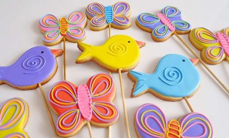Vídeo-aula Biscoitos Decorados