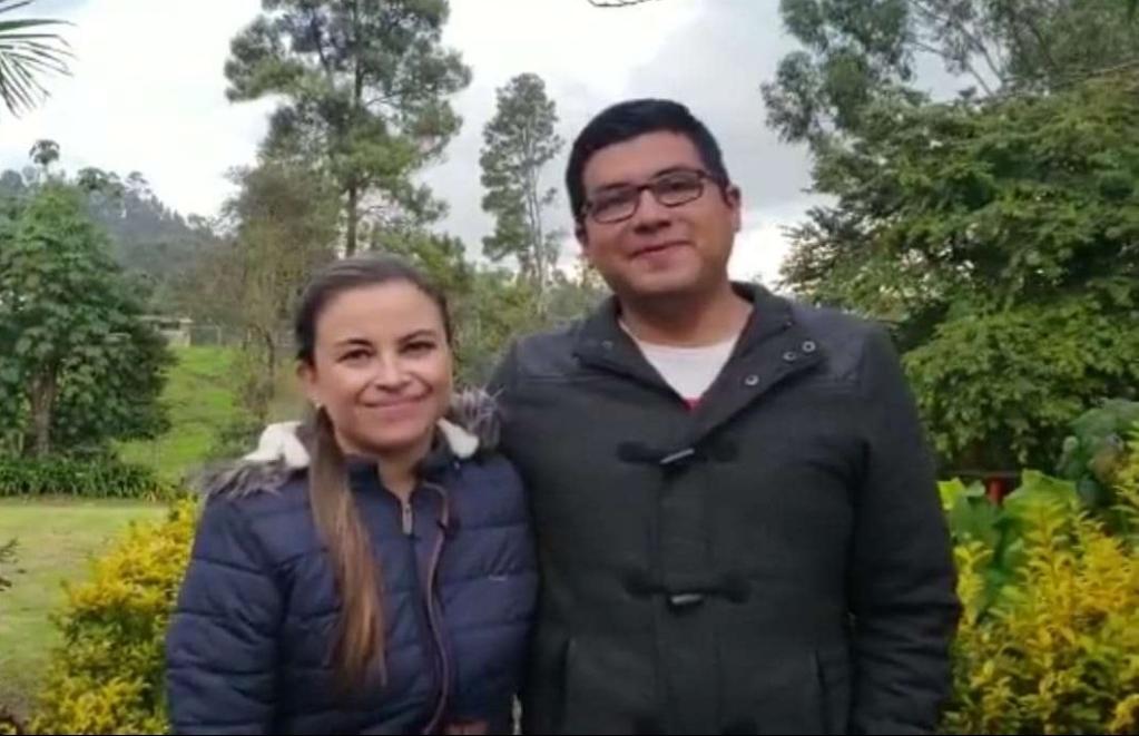 Luisa y David