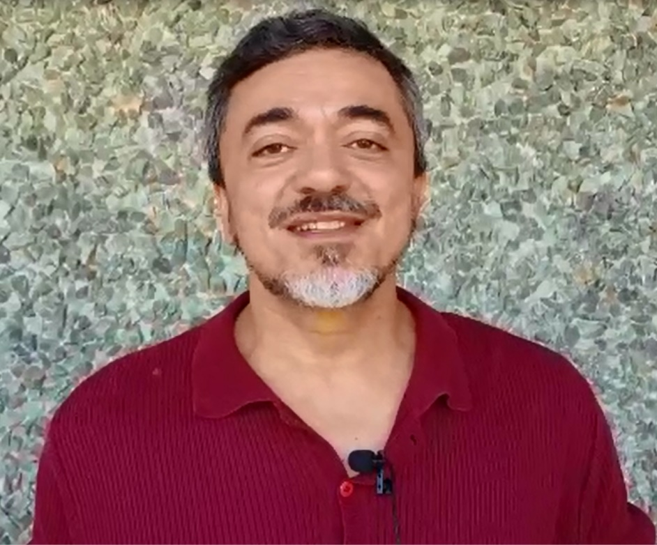 Cícero Vieira - Ator e Espiritualista