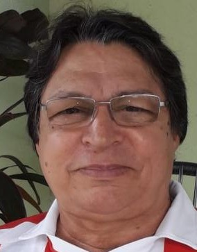 Amauri Viana, cordelista. Aluno do curso Conexão Poesia de Cordel