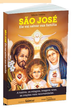 Clique na imagem e conheça mais sobre São José.