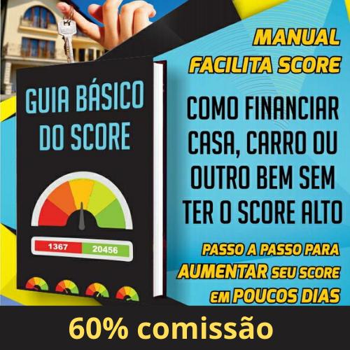 manual do novo score livro