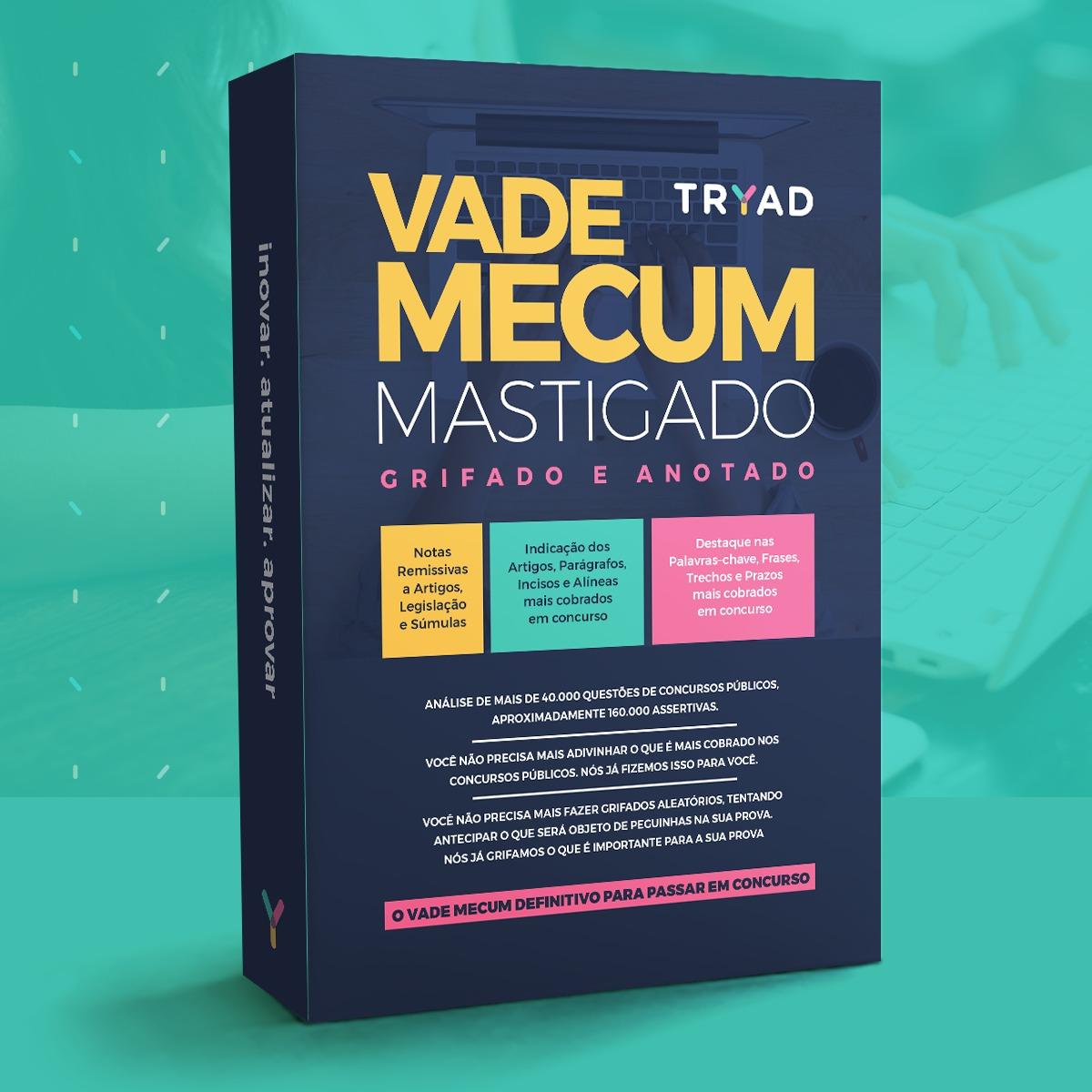 Ebooks Coleção Vade Mecum Tryad Direito Ambiental Learn A New Ability Hotmart