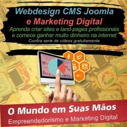 Curso de Web Design CMS Joomla e Marketing Digital
