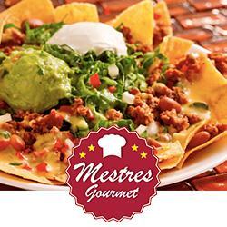 Mestres Gourmet - Culinária Mexicana