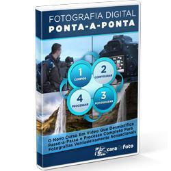 Curso De Fotografia Ponta-a-Ponta