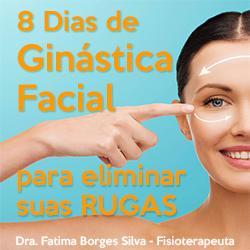 8 dias de ginástica facial para eliminar suas rugas
