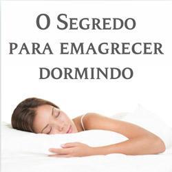 O segredo para emagrecer dormindo