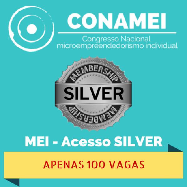 CONAMEI [Acesso SILVER] - Congresso Nacional de Microempreendedorismo Individual