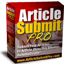Software Article Submit Pro