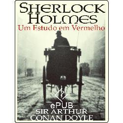 Primeiro Capítulo de Sherlock Holmes em Um Estudo em Vermelho