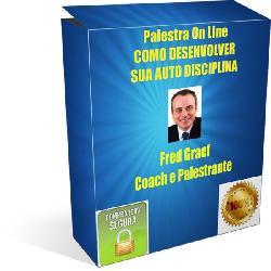Motivar-se com a Palestra Online Desenvolver Auto Disciplina