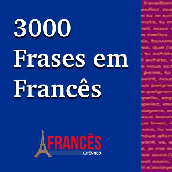 3000 Frases Em Francês