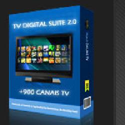 Chegou ao Brasil Pacote TV Digital Suite 2.0 TVgratis